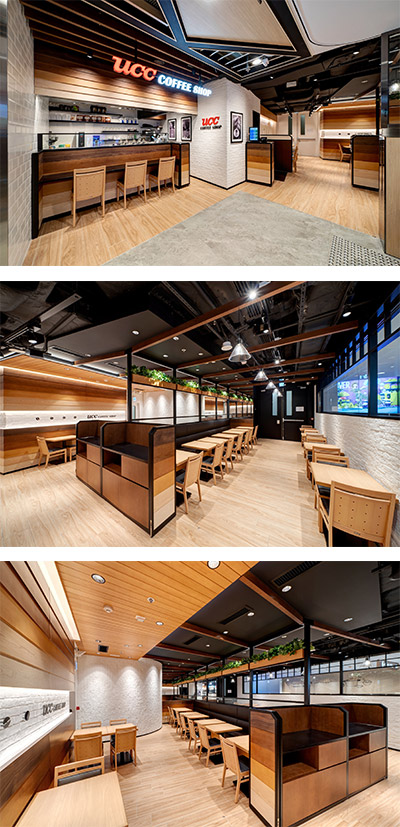 隆重開業 北角一田超市「UCC COFFEE SHOP」